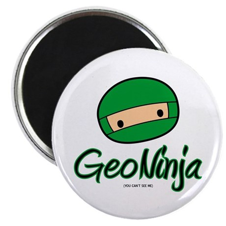 GeoNinja Magnet