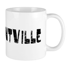 Pleasantville Faded (Black) Mug