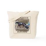 Harness racing Regular Canvas Tote Bag