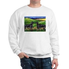 FLATTIE greets Flattie Sweatshirt