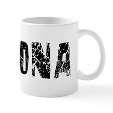Pomona Faded (Black) Mug