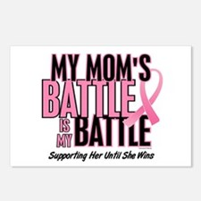 My Battle 1 (Mom BC) Postcards (Package of 8)