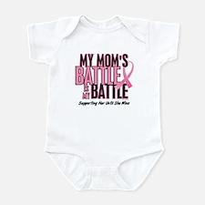 My Battle 1 (Mom BC) Infant Bodysuit