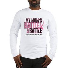 My Battle 1 (Mom BC) Long Sleeve T-Shirt