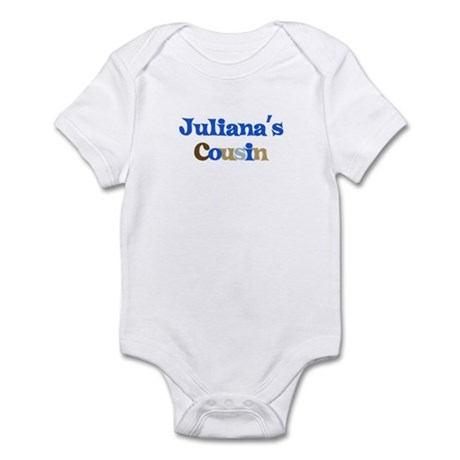 Juliana's Cousin Infant Bodysuit