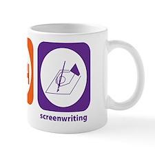 Eat Sleep Screenwriting Mug