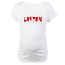 Layton Faded (Red) Shirt