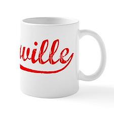 Vintage Somerville (Red) Mug
