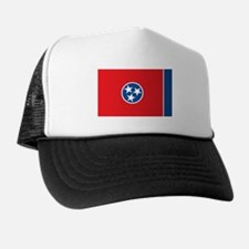 TENNESSEE-FLAG Trucker Hat