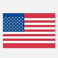 USA-FLAG Postcards (Package of 8)
