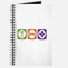 Eat Sleep Residency Journal