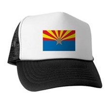 ARIZONA-FLAG Trucker Hat