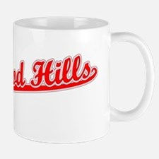 Retro Hollywood Hi.. (Red) Mug