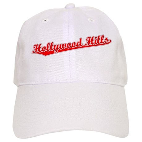 Retro Hollywood Hi.. (Red) Cap