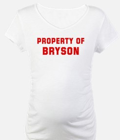 Property of BRYSON Shirt