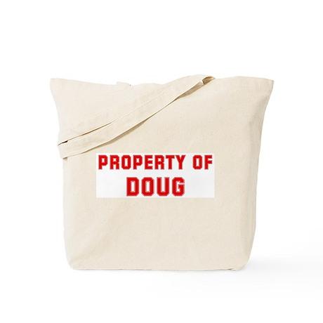 Property of DOUG Tote Bag