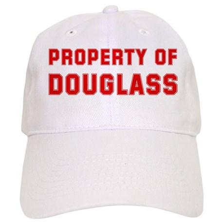 Property of DOUGLASS Cap