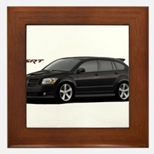 Cute Dodge caliber srt 4 Framed Tile