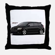 Unique Dodge neon Throw Pillow