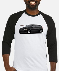 Black SRT4 Baseball Jersey