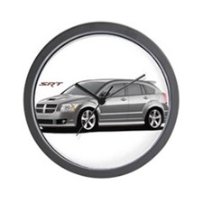 Funny Dodge srt4 srt 4 neon car Wall Clock