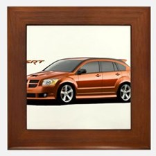 Unique Dodge caliber srt 4 Framed Tile