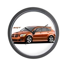 Cute Dodge srt4 srt 4 neon car Wall Clock