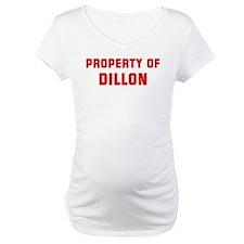 Property of DILLON Shirt