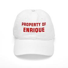 Property of ENRIQUE Baseball Cap