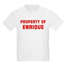 Property of ENRIQUE T-Shirt