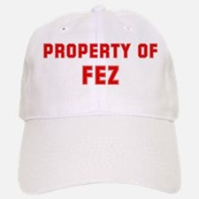 Property of FEZ Baseball Baseball Cap