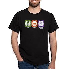 Eat Sleep Registered Nursing T-Shirt