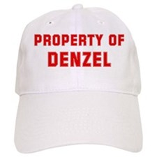 Property of DENZEL Baseball Cap