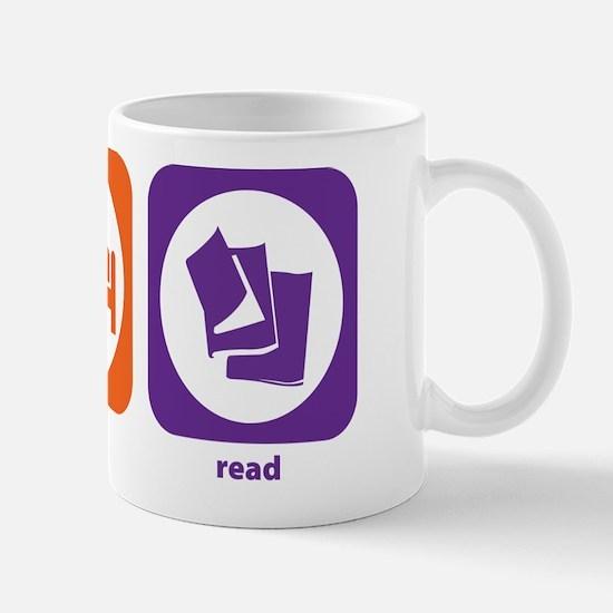 Eat Sleep Read Mug