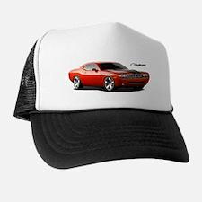 Cute Dodge challenger Trucker Hat