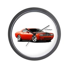 Cute V8 Wall Clock