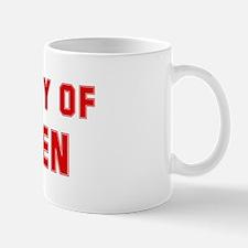 Property of DARREN Mug
