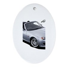 Funny Jdm Oval Ornament