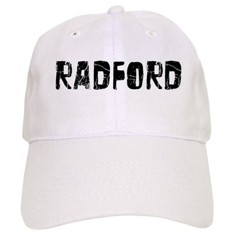 Radford Faded (Black) Cap