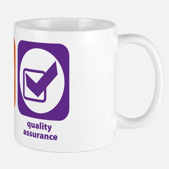 Eat Sleep Quality Assurance Mug