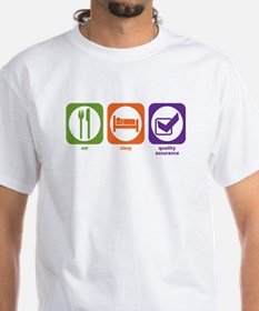 Eat Sleep Quality Assurance Shirt
