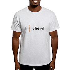 CHERYL 1.0 T-Shirt