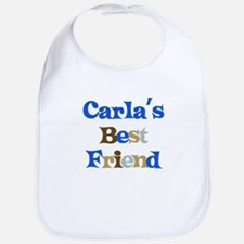 Carla's Best Friend Bib