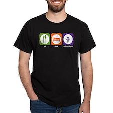 Eat Sleep Pulmonology T-Shirt