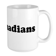 I Love Canadians Mug