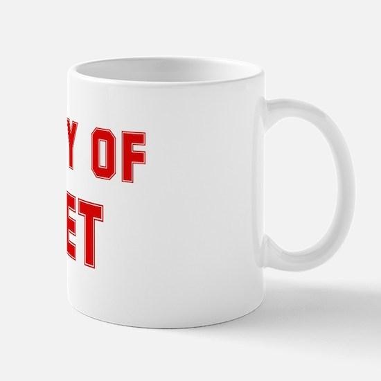 Property of GARRET Mug