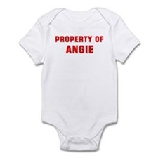 Property of ANGIE Infant Bodysuit