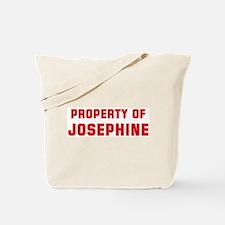 Property of JOSEPHINE Tote Bag