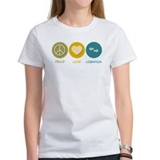 Peace Love Logistics Tee
