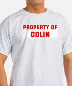 Property of COLIN T-Shirt